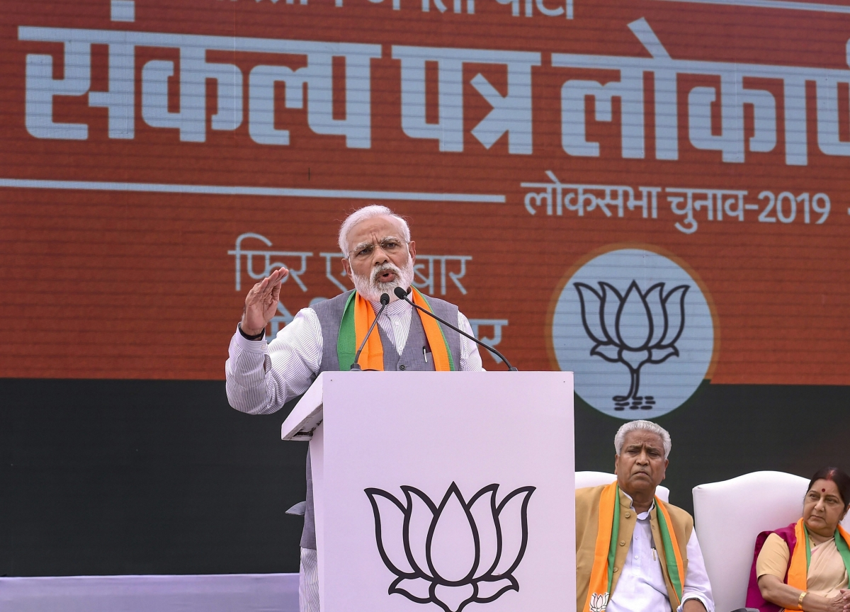 BJP Manifesto: The Key Takeaways