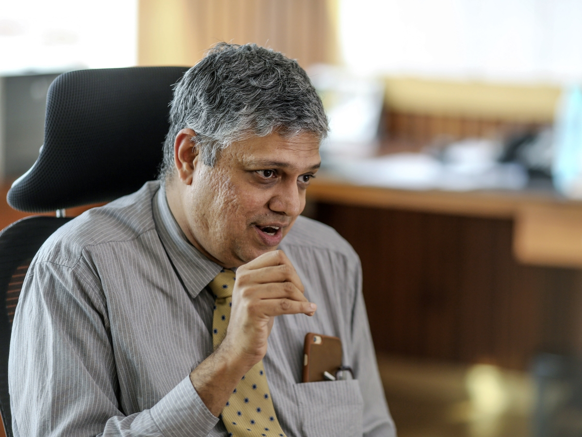 The Three Principles S Naren Follows To Make His Investment Bets