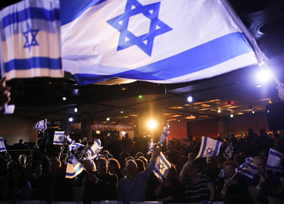 The Mideast Standoff Can't Last. This Is Israel's Chance for Peace.