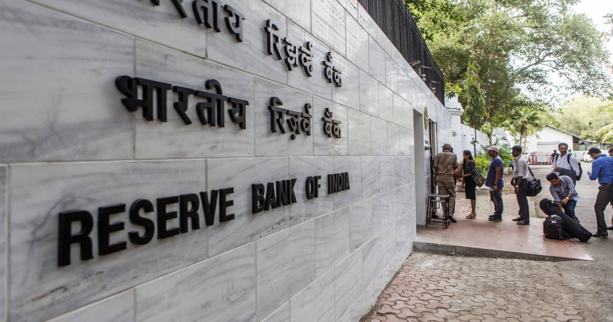 RBI Issues Draft Framework For Live-Testing Of Financial Services Products - BloombergQuint