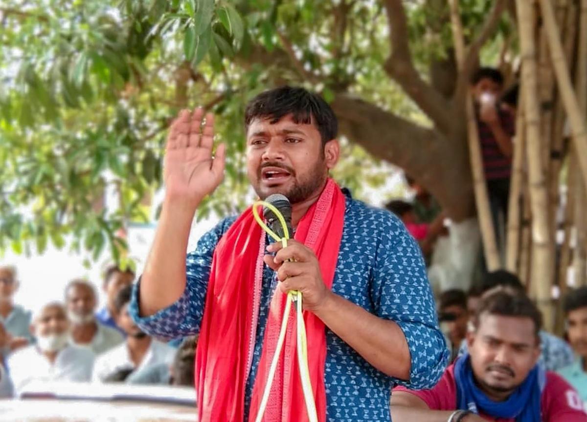 Delhi Government Gives Permission To Prosecute Kanhaiya Kumar For Sedition