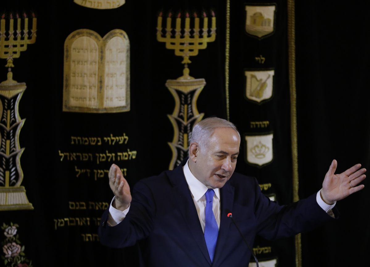 Israelis Set to Deliver Judgment on Netanyahu in Pivotal Vote
