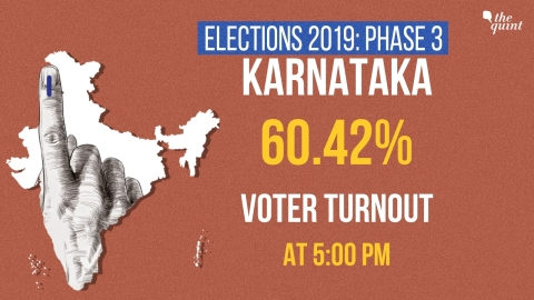 LS Polls: 77.68% Voter Turnout in Kerala, 68% in K'taka