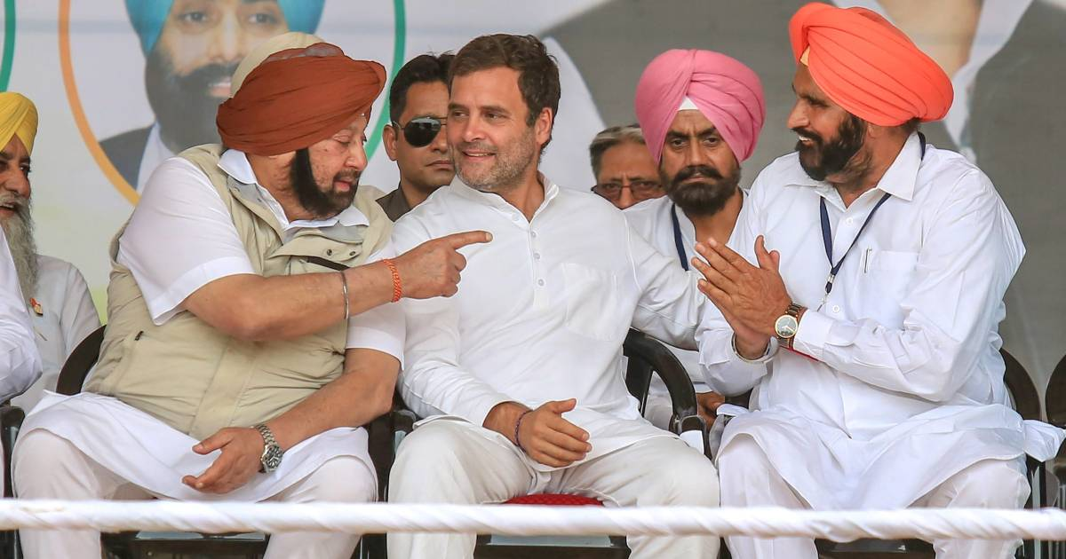 India Lok Sabha Election Results 2019: Congress' Strongholds