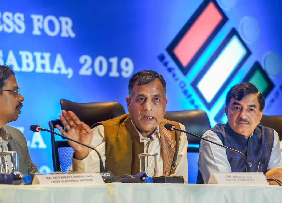 Congress Slams Modi Government Over Election Commissioner Ashok Lavasa Recusing Himself From Meetings