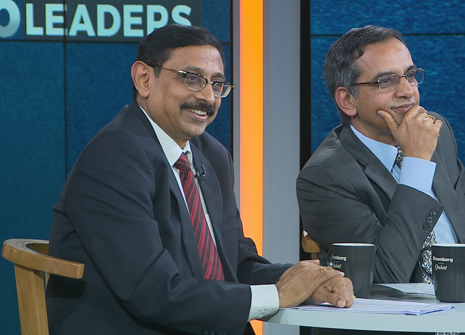 CFO Leaders: M&M's VS Parthasarathy And L&T's R Shankar
