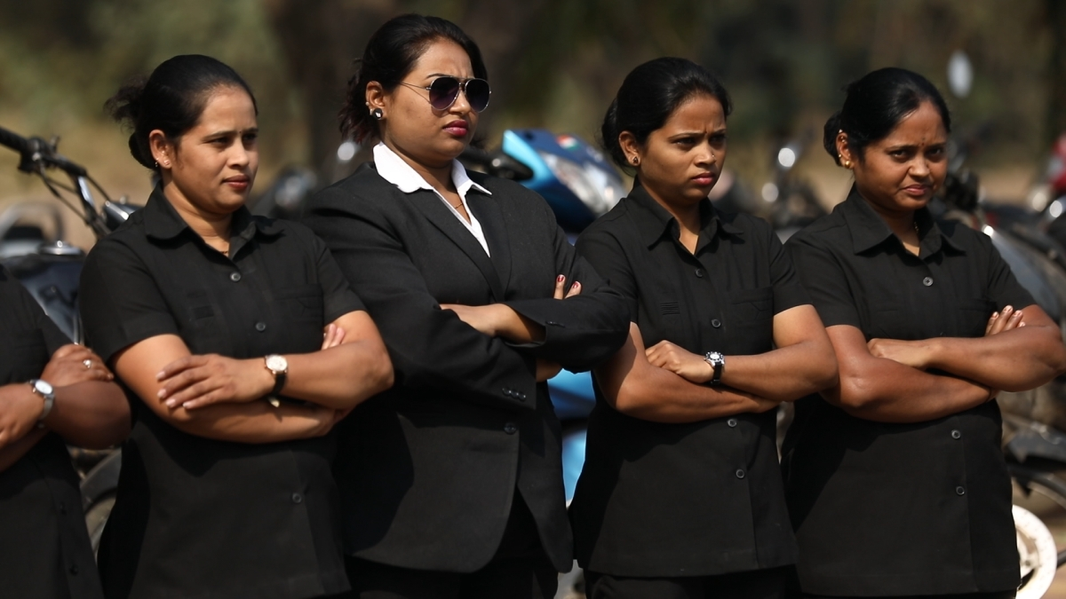 The Fierce Female Bouncers Of Pune