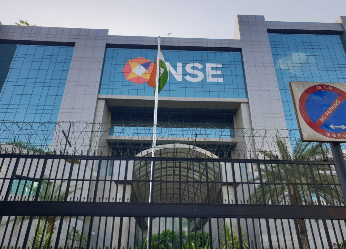 Sensex, Nifty End Marginally Higher As Infosys' Losses Offset Gains In TCS