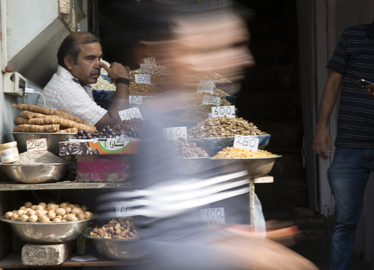 CPI Inflation At Six-Month High As Food Prices Start To Rise