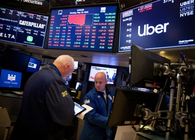 Uber IPO: Morgan Stanley's Teflon Banker Chases Next Deal