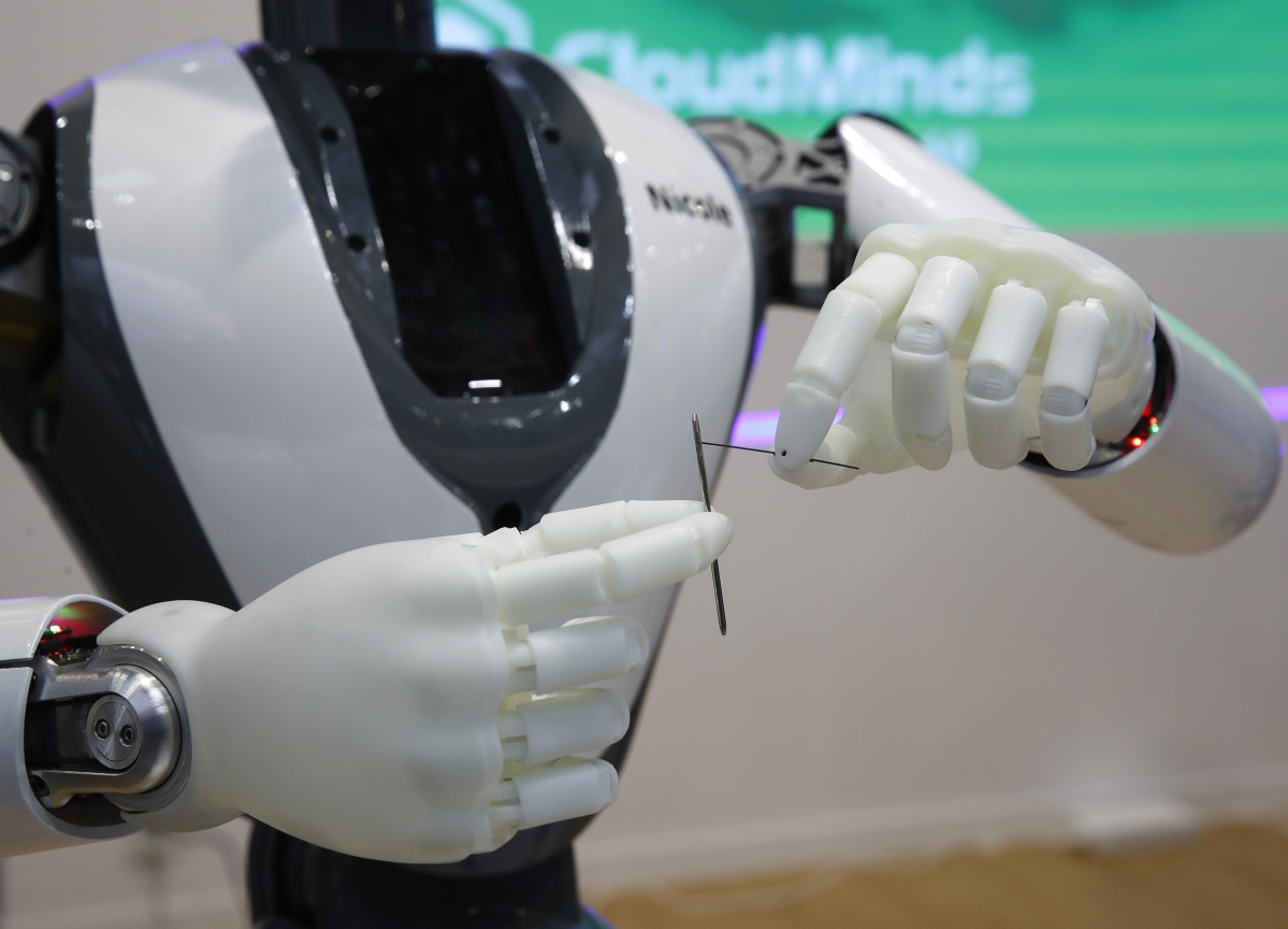 Britain Is Falling Behind in Employing Robots