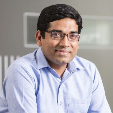 Prayank Swaroop (Image courtesy: Accel website)