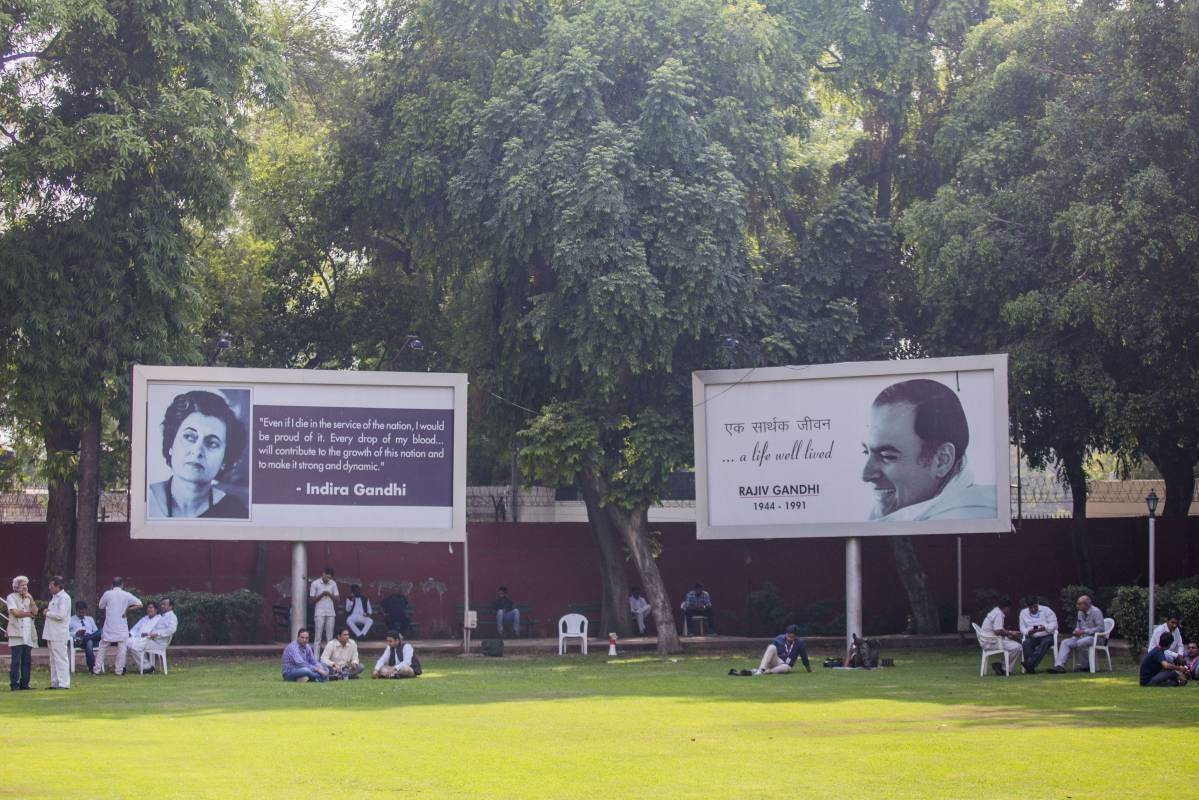 Congress Party: India's Congress Party Seeks to Reorganize After
