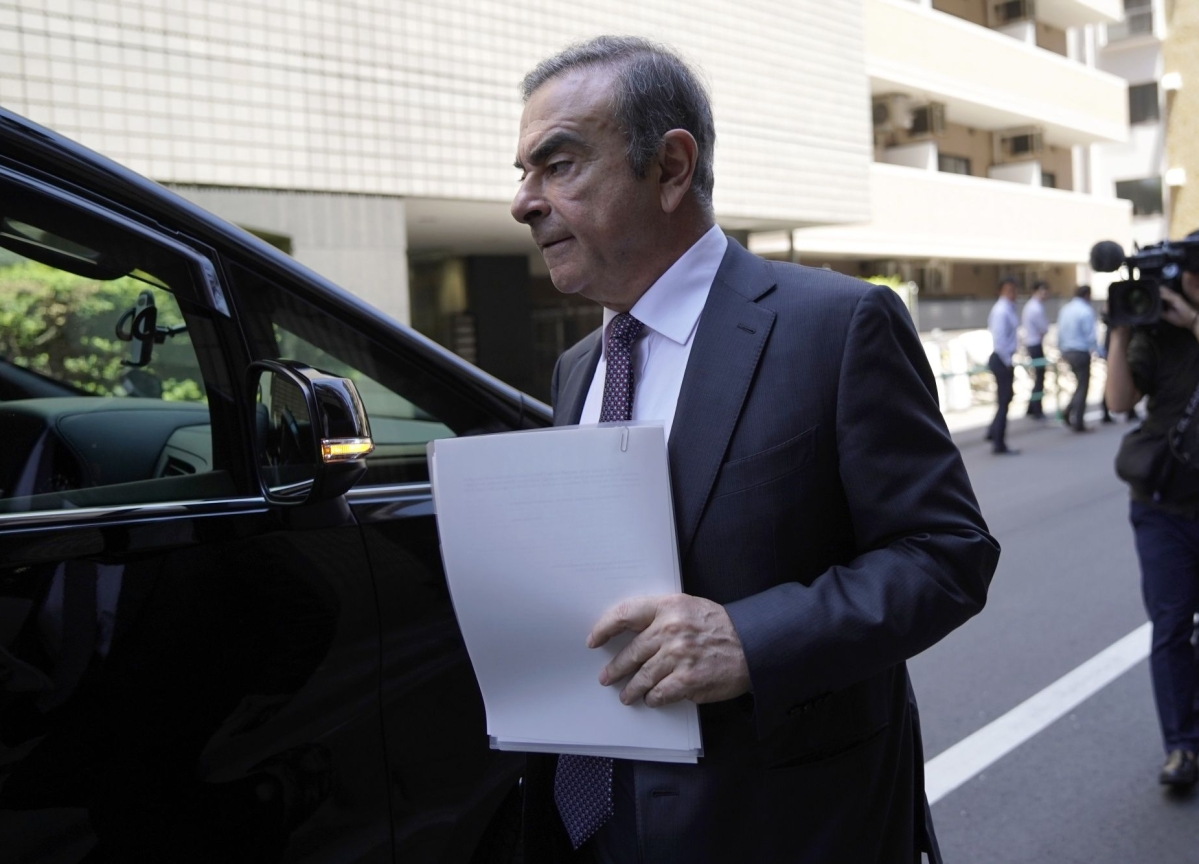 Nissan to Cancel Ghosn's Retirement, Stock-Linked Compensation