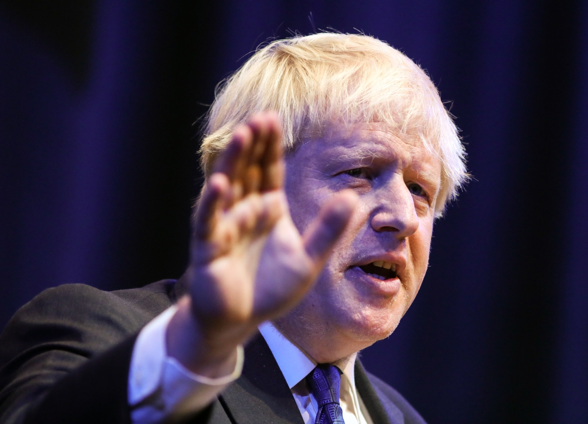 Johnson Keeps Option of Suspending Parliament for No-Deal Brexit