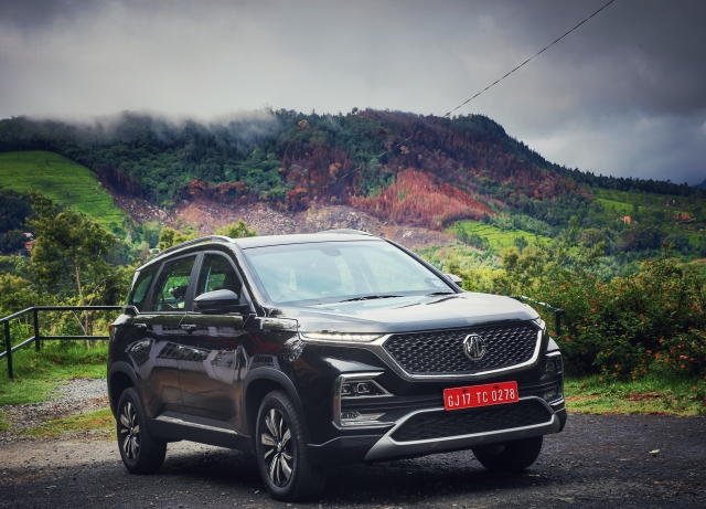 Mg Hector Launched In India Electric Suv Coming In Next A Look At