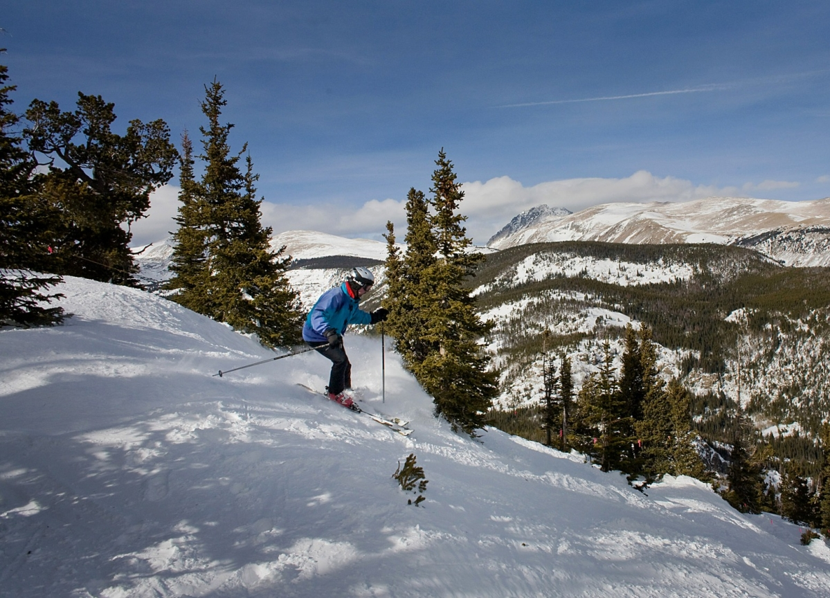 Forget Fireworks. Colorado Skiing Is Open for Fourth of July