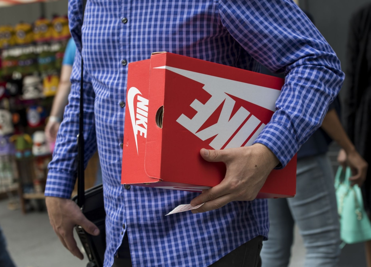 Nike Misses Earnings Estimates for First Time in Seven Years