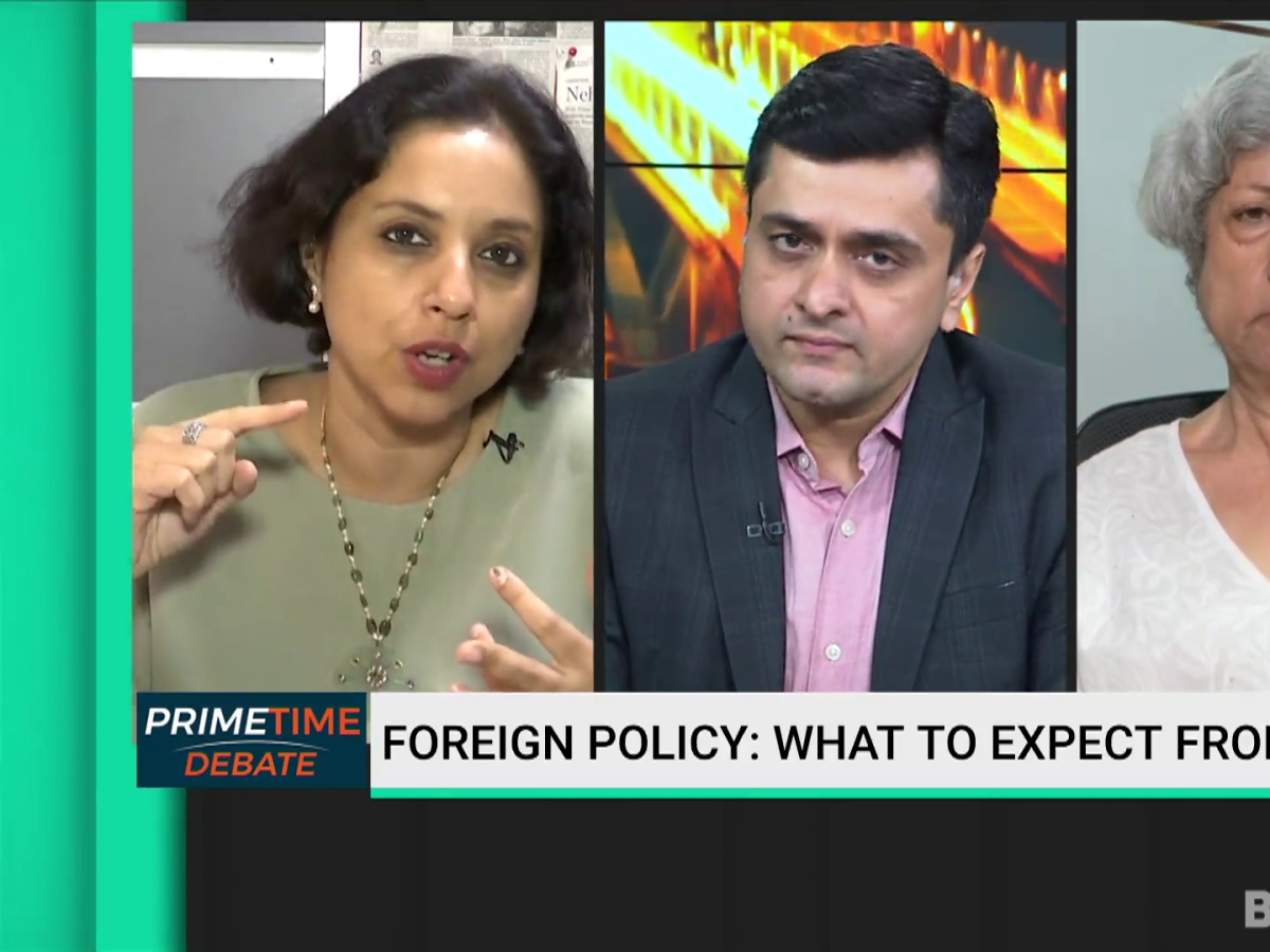 What Are The Foreign Policy Priorities For Modi 2.0?