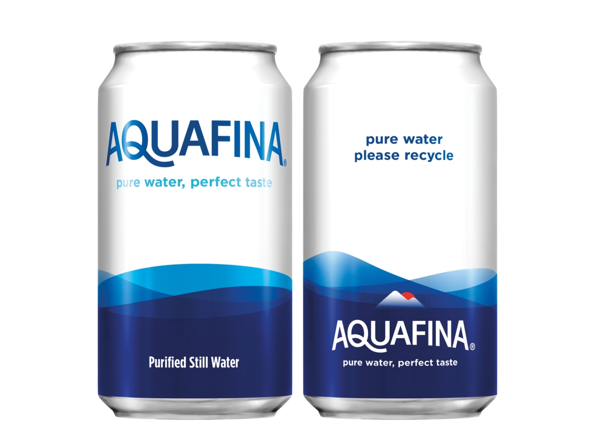 Pepsito Test Out Selling Water in Cans