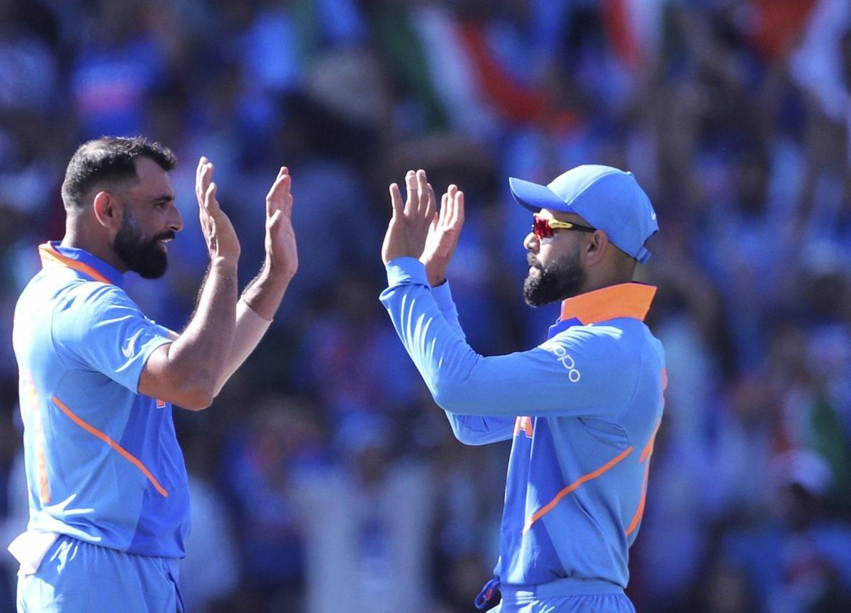 ICC World Cup 2019: India Beat West Indies By 125 Runs