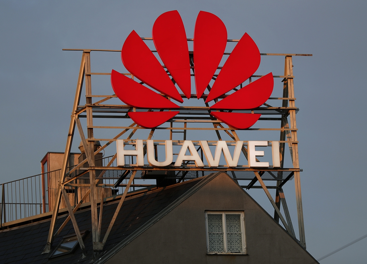 Huawei Personnel Worked With China's Military on Research Projects