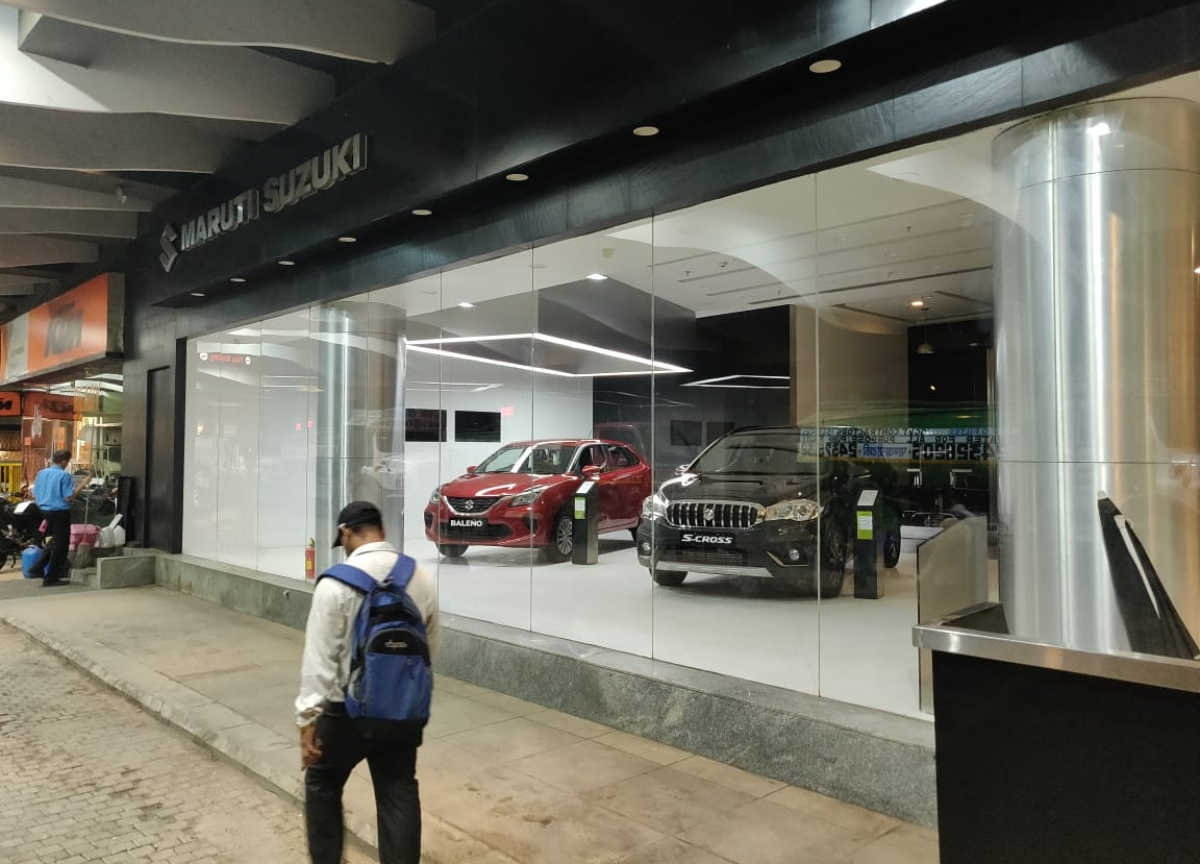 Dealerships Shut Showrooms, Cut Jobs To Survive Auto Slump