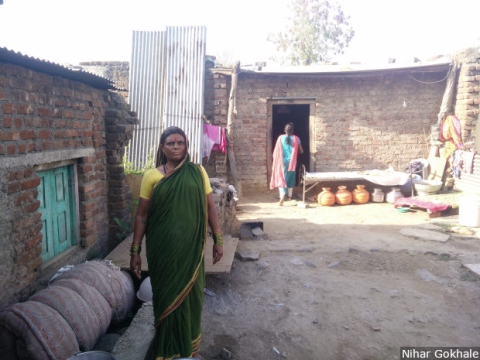 Sunanda Kamble was among the dalit women who, in 1989, occupied the <em>gairan</em> (grazing) land in Gharegaon village in the southeastern Maharashtra district of Osmanabad. She had heard from her relatives from the neighbouring Beed district that the occupation movement was picking up again.