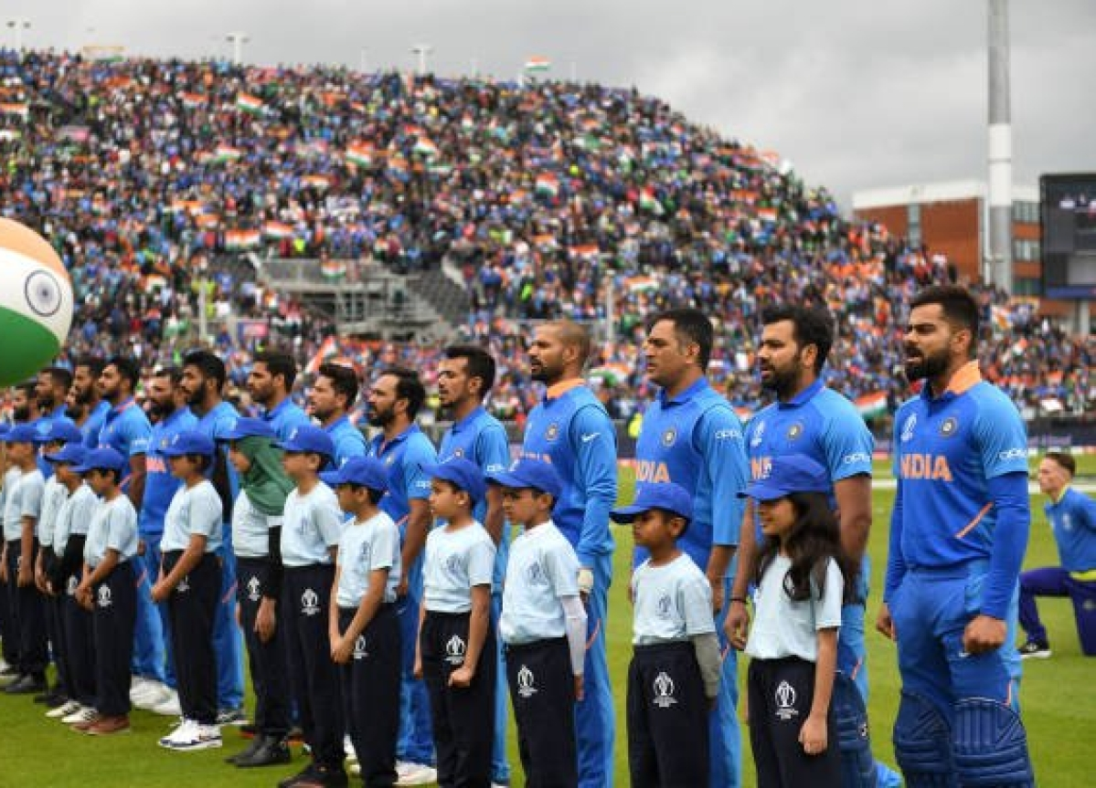 India Topple England To Claim No.1 One-Day Cricket Rankings