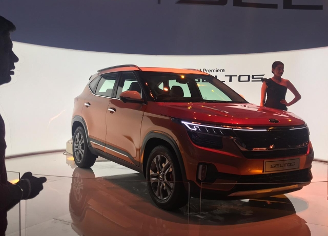 Kia Motors To Take Seltos Suv From India To The World Bloombergquint