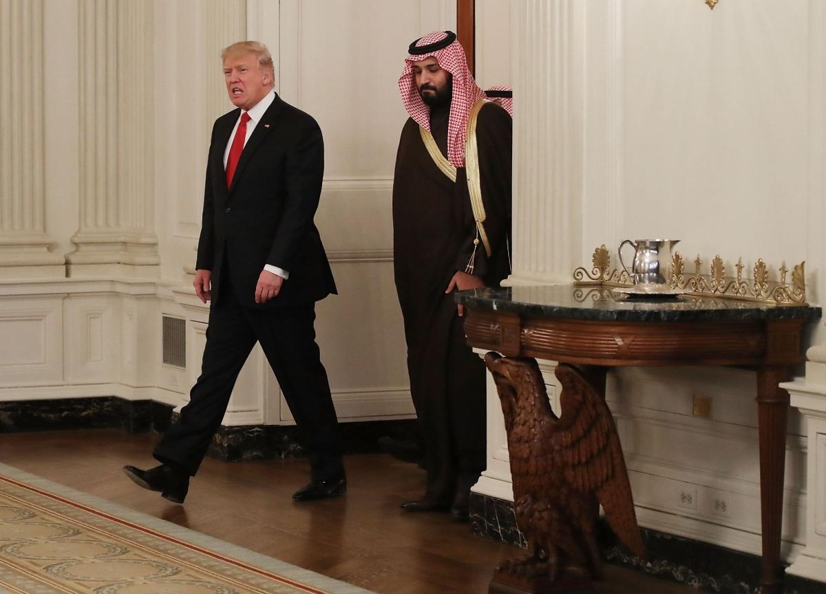 Trump Plans Breakfast With Saudi Crown PrinceBefore Xi Meeting atG-20 Summit