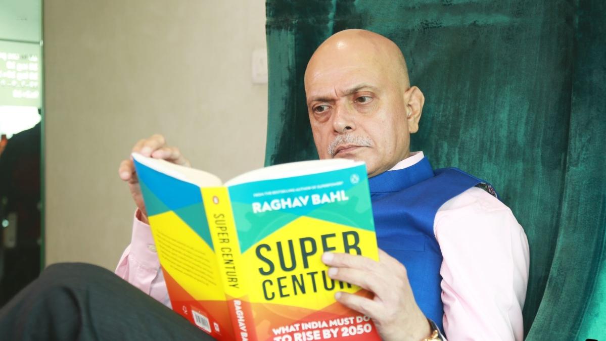Book Excerpt: A Sneak Peek Into Raghav Bahl's 'Super Century'