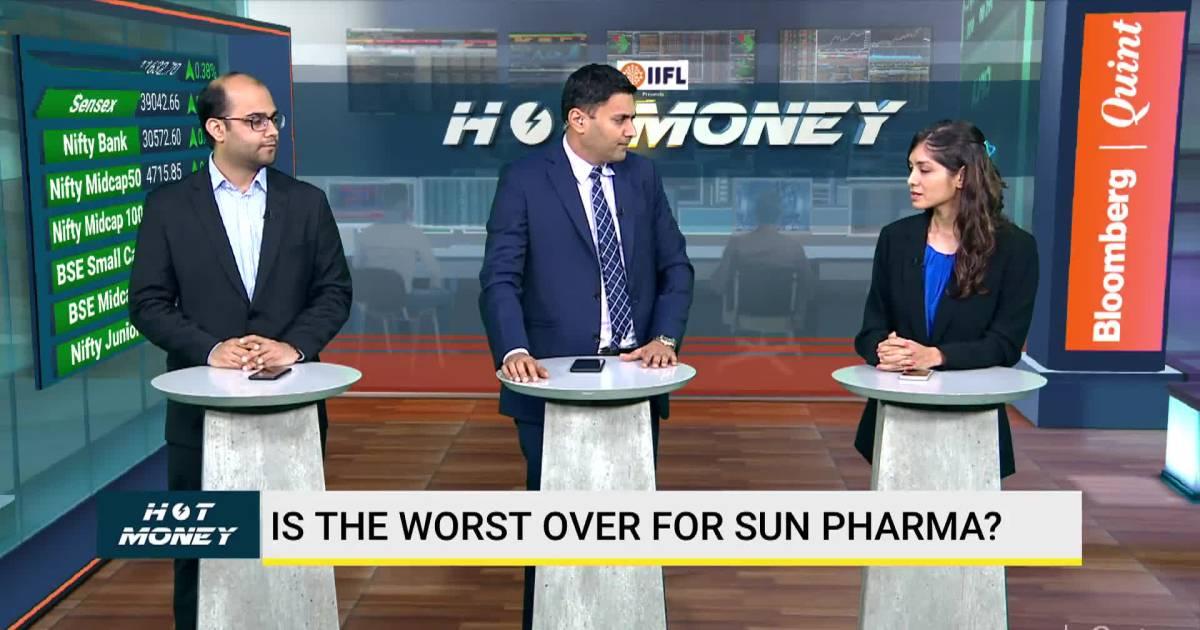 Hot Money: Is The Worst Over For Sun Pharma?