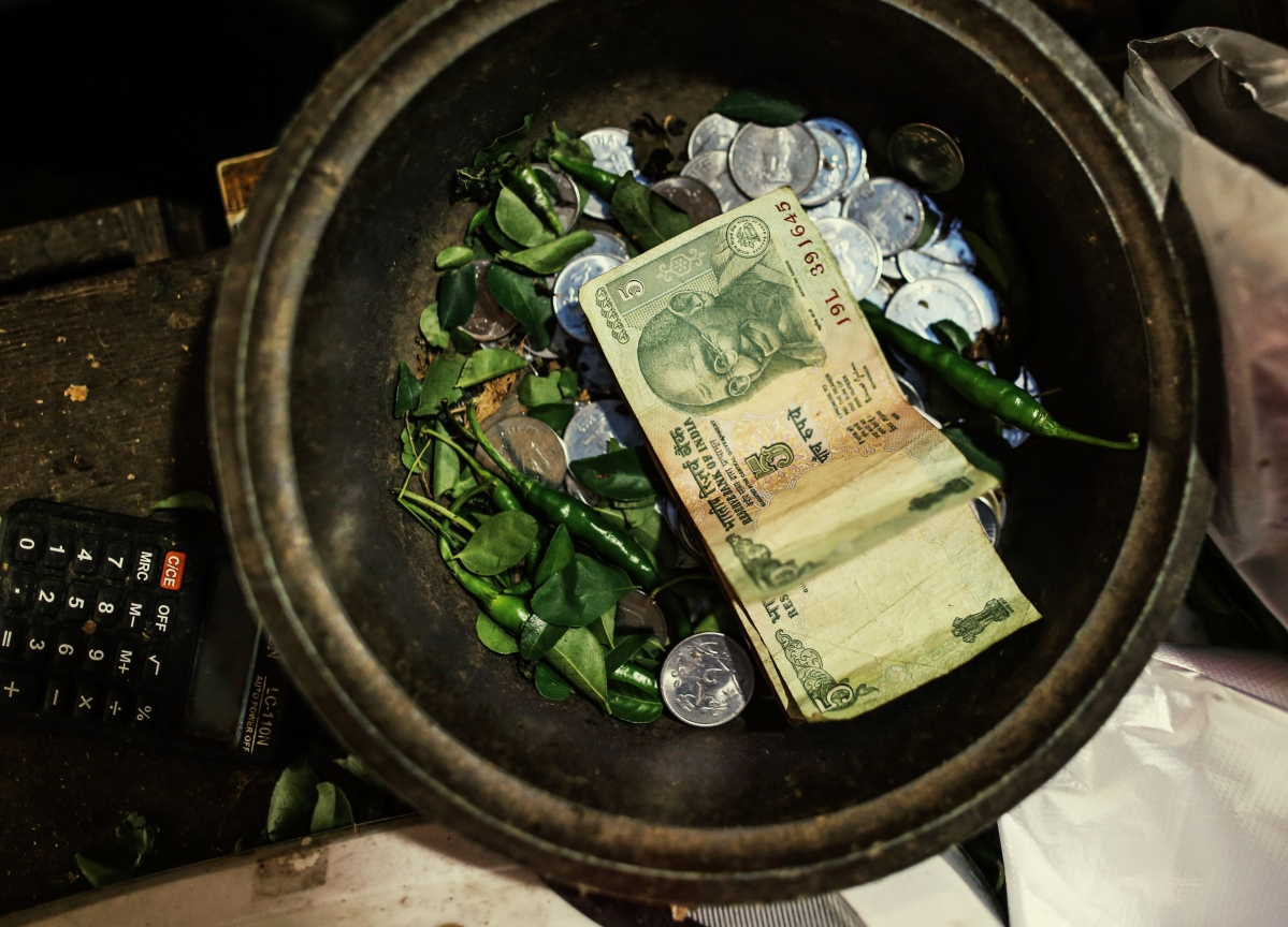 Rupee Rallies 38 Paise On Corporate Tax Cut