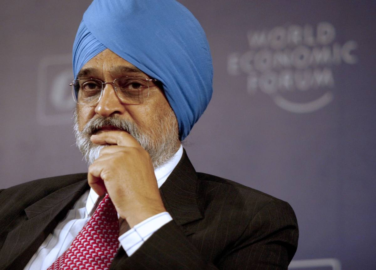 The Story Behind India's High Growth Years: Montek Singh Ahluwalia In Conversation With Martin Wolf
