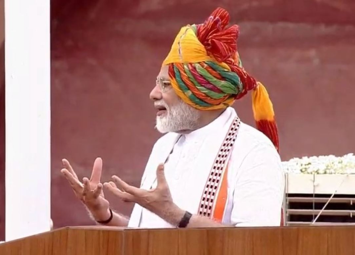 Modi Says Wealth Creators Should Not Be Eyed With Suspicion