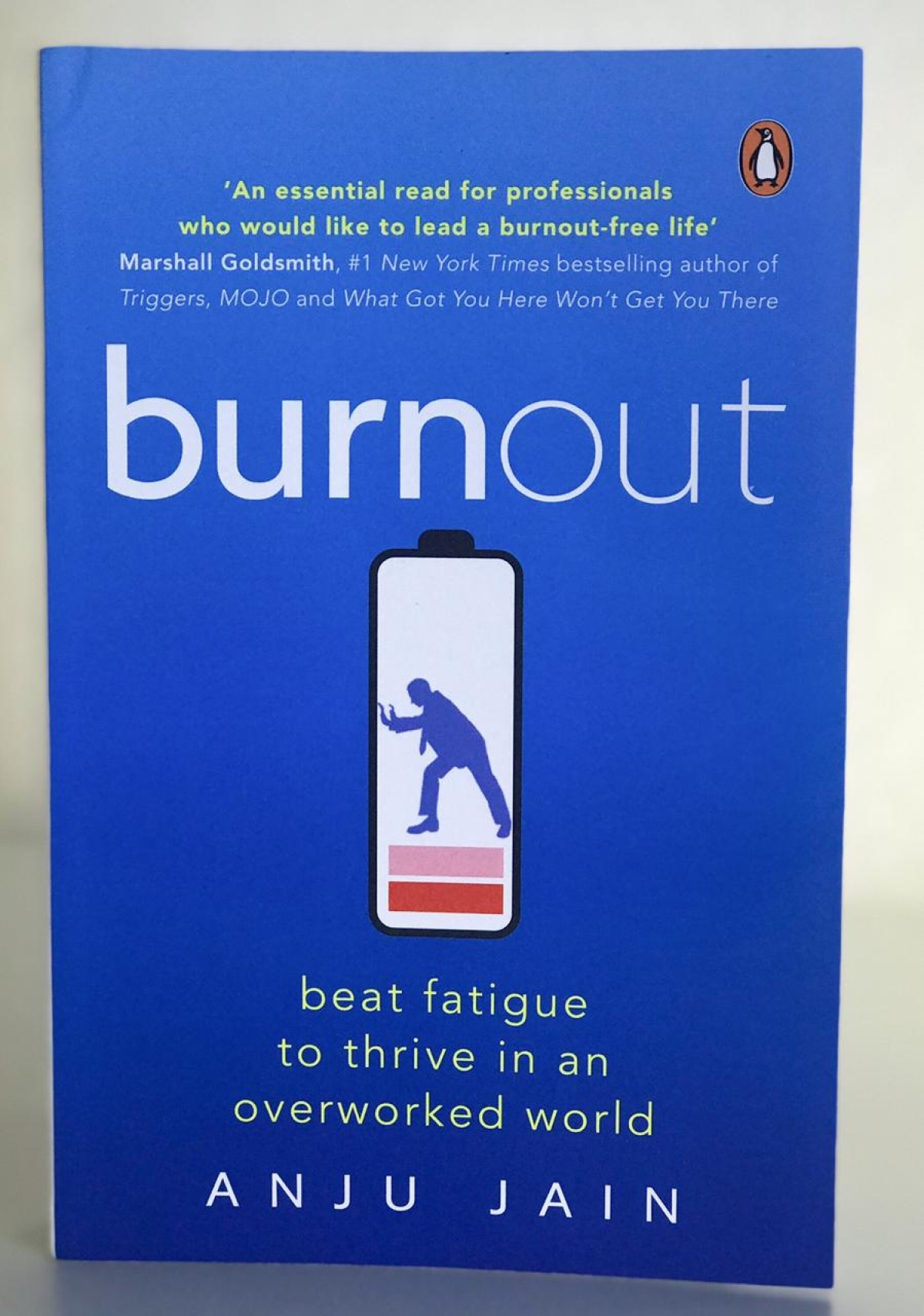 Book Excerpt: Beating Burnout – Don't Be A Victim, Hold Yourself