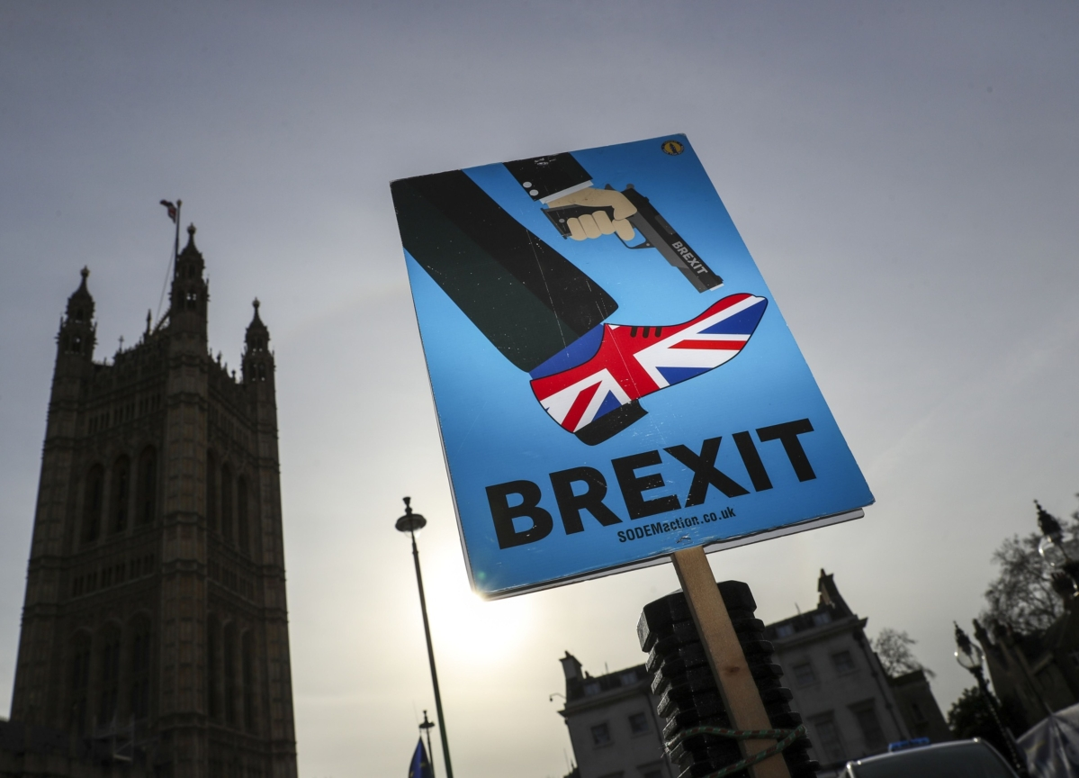 History Holds Few Lessons If Brexit Means Crashing Out of EU