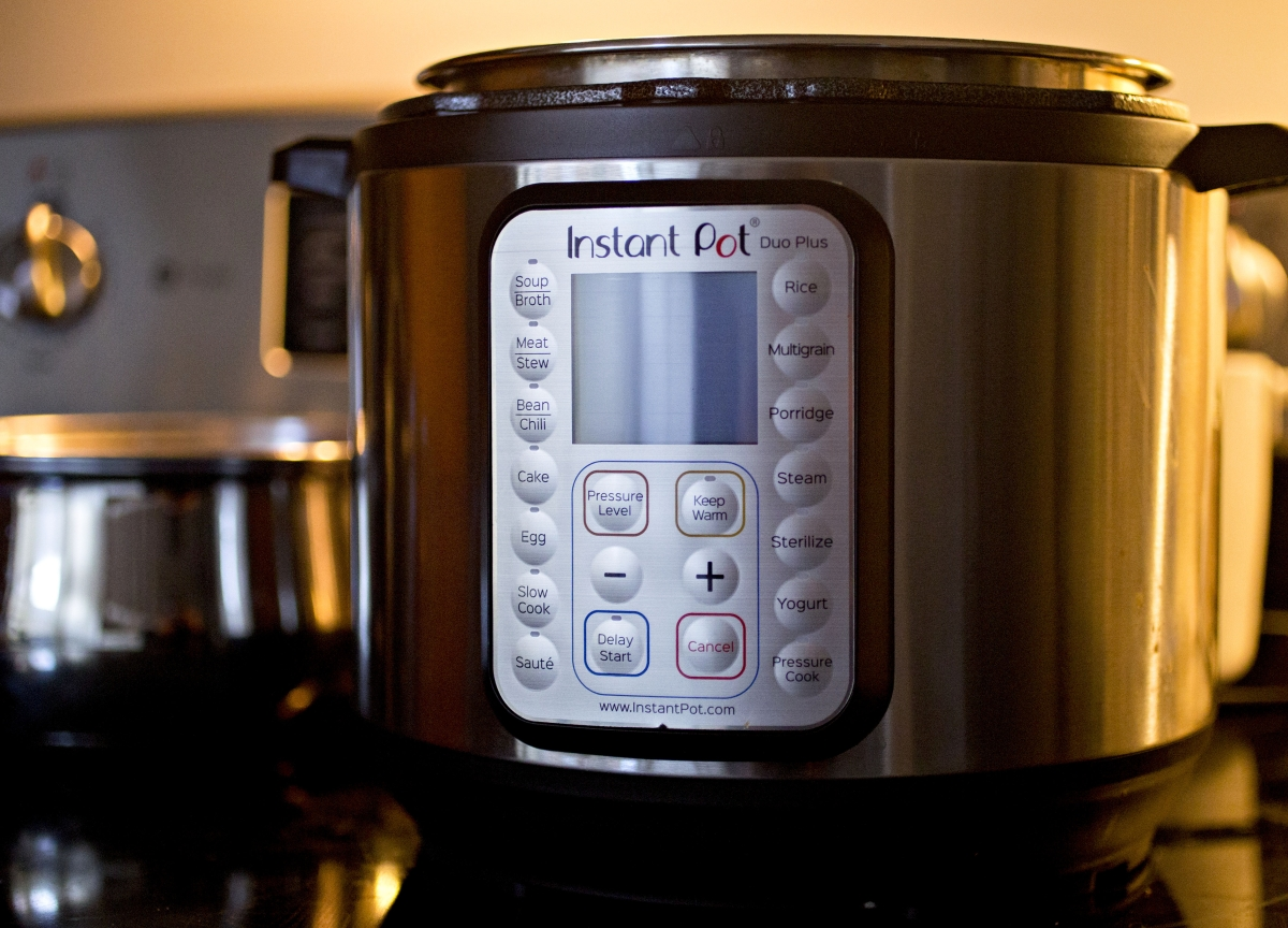 An Instant Pot Is Better Than a Grill, Say Top Cooks—Even for Burgers