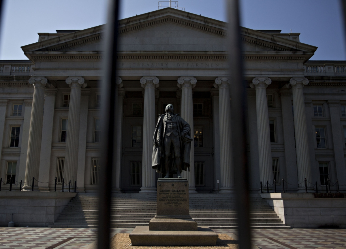 Treasury 30-Year Yield Closes In On All-Time Low
