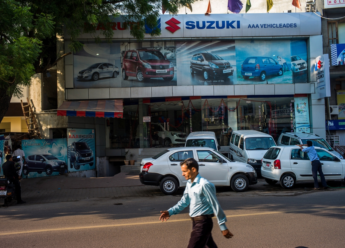 Maruti Suzuki Cuts Production For Sixth Month In A Row