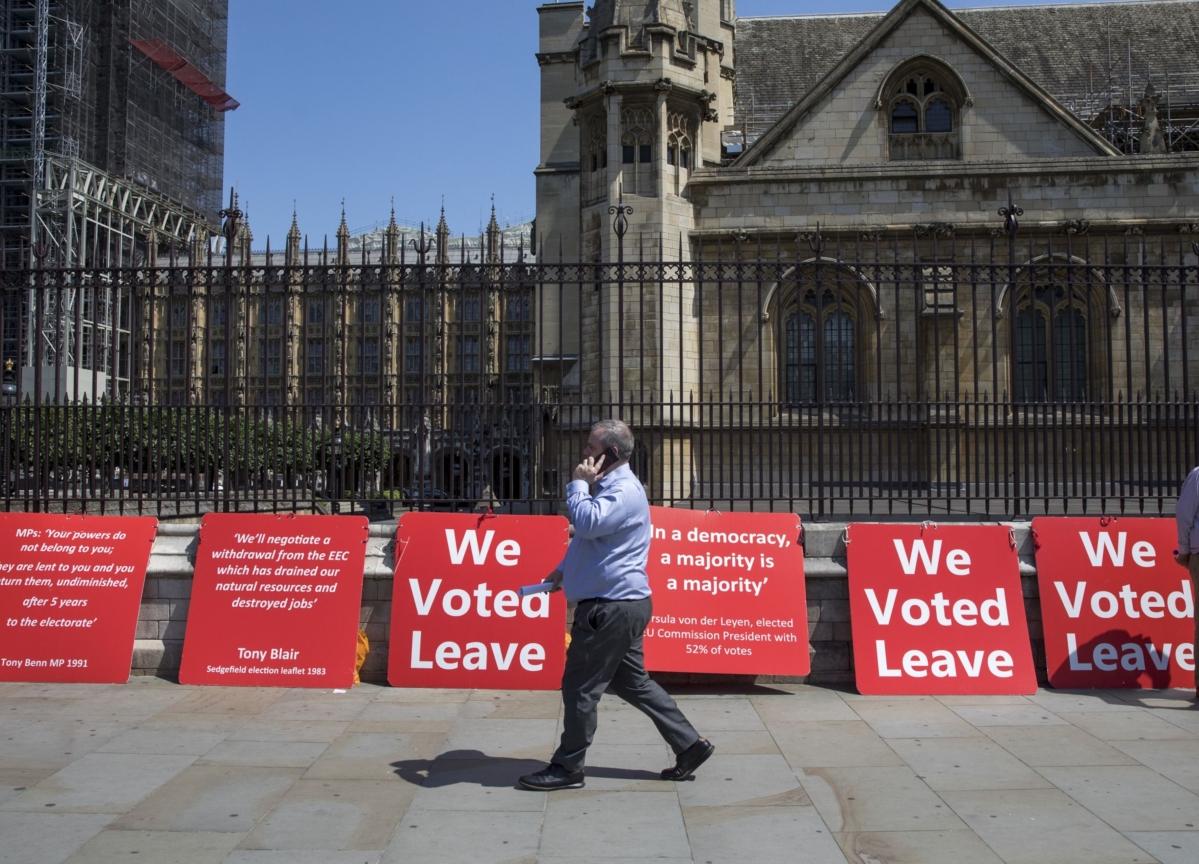 U.K.'s Future Just Got a Little More Uncertain