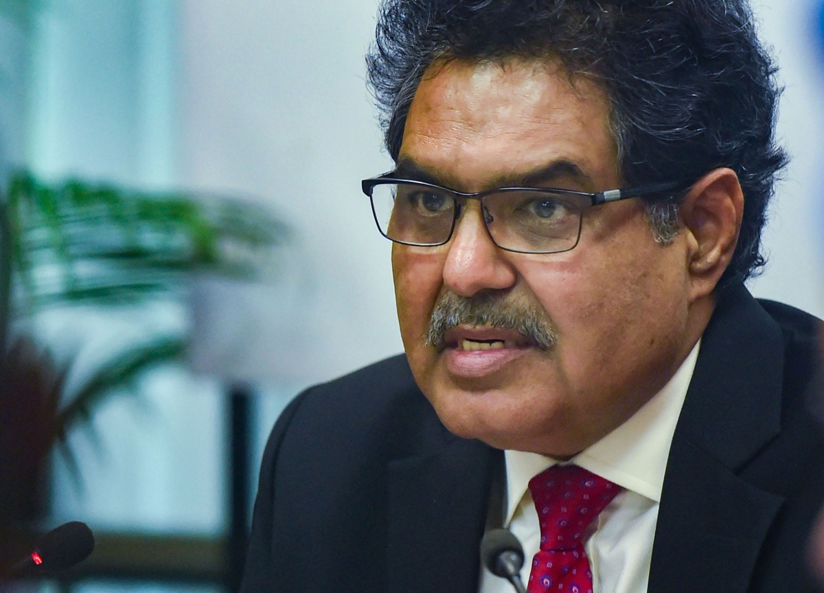 Government Extends Ajay Tyagi's Term As SEBI Chief By Six Months