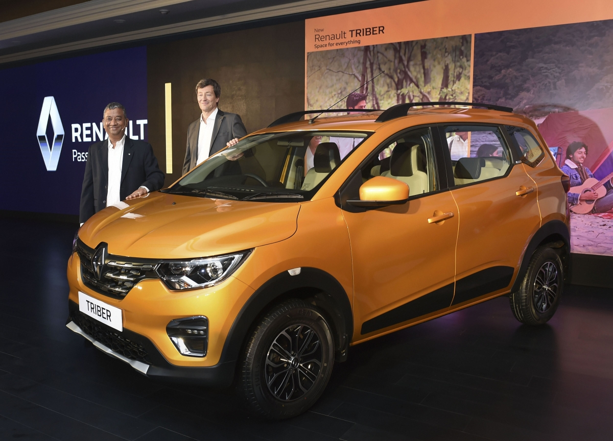 Renault Bets On Rural India For Sales Growth, Launches Triber Priced At Rs 4.95 Lakh