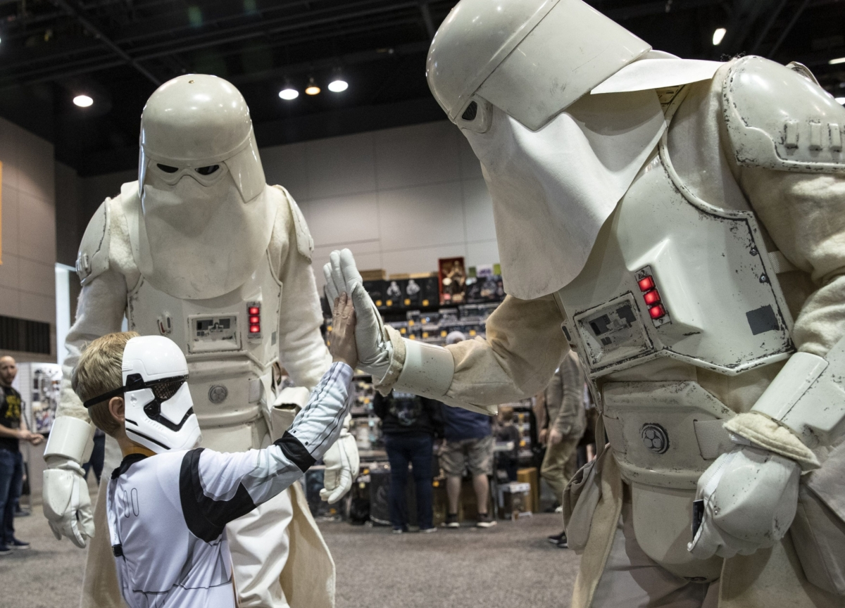 Star Wars Is Struggling to Win Over the Next Generation of Kids