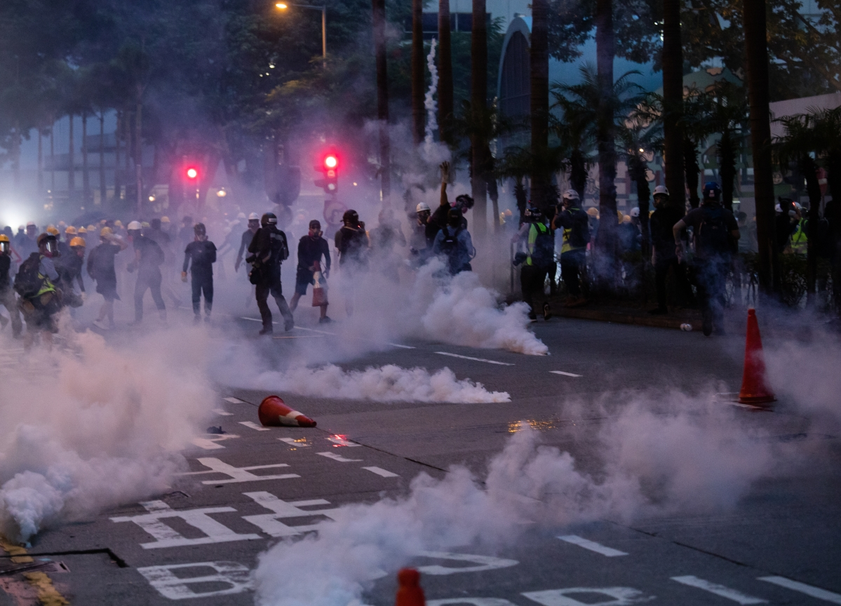 Hong Kong Adds $2.4 Billion in Stimulus as Protests Hit Economy