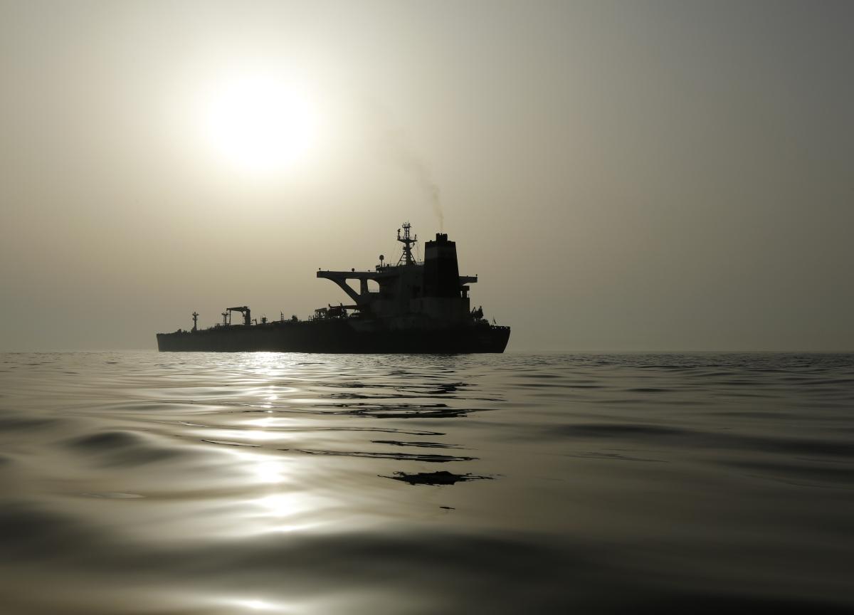 U.S. Seeks to Seize Oil Tanker Detained in Gibraltar