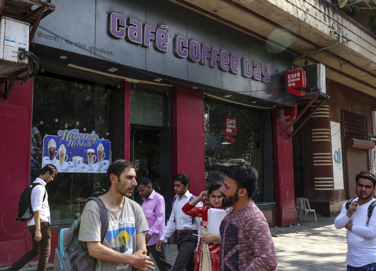 The Death of India's Coffee King Should Be a Lesson