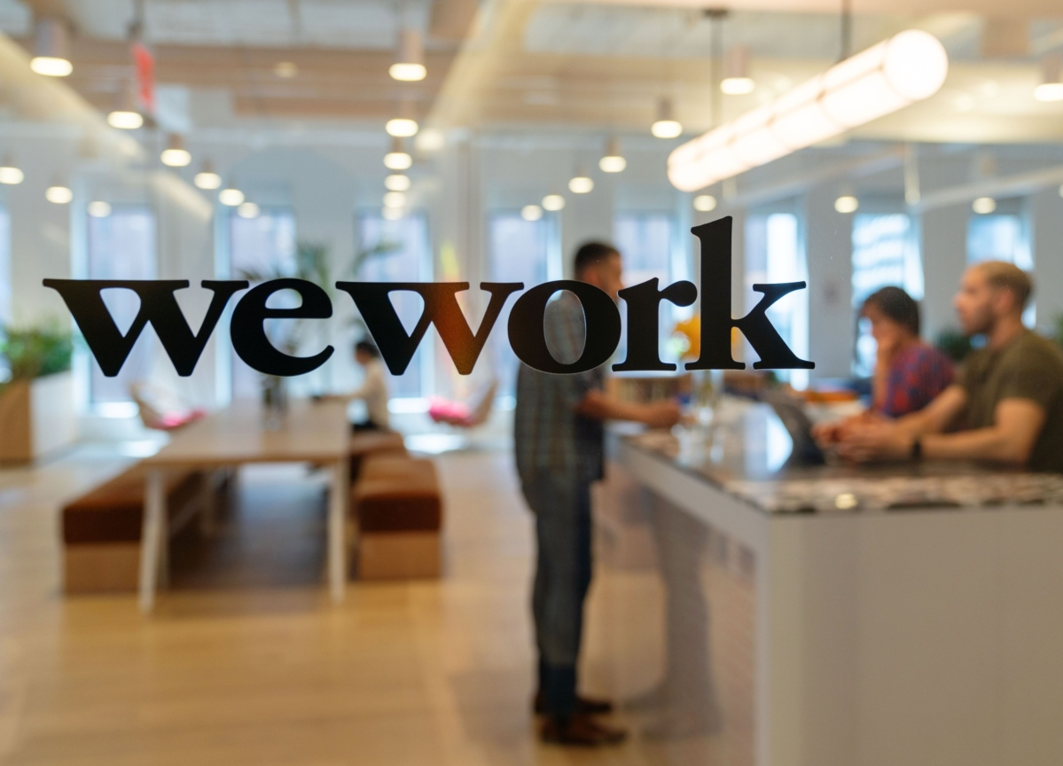 WeWork Wanted to Land Video Deals With NBC and Martin Scorsese