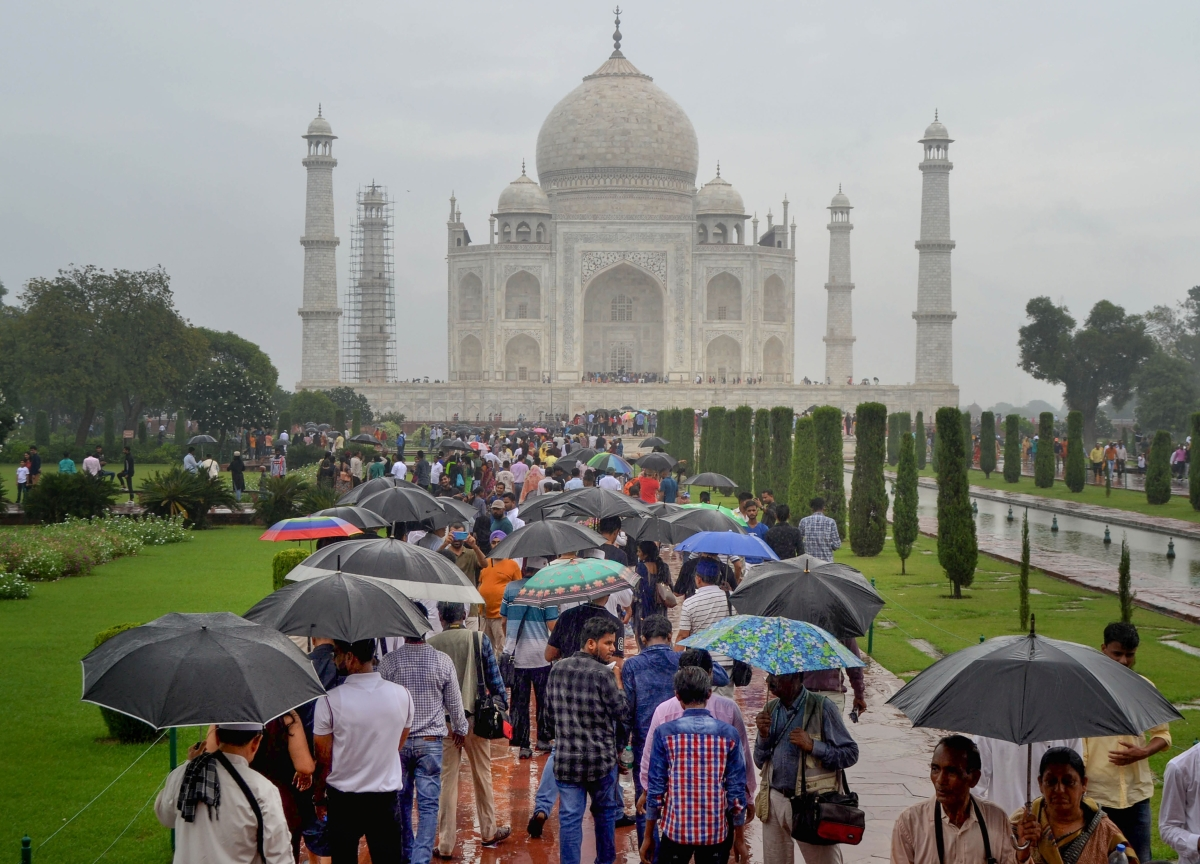 India Records Highest Rainfall Since 1994  As Monsoon Officially Ends